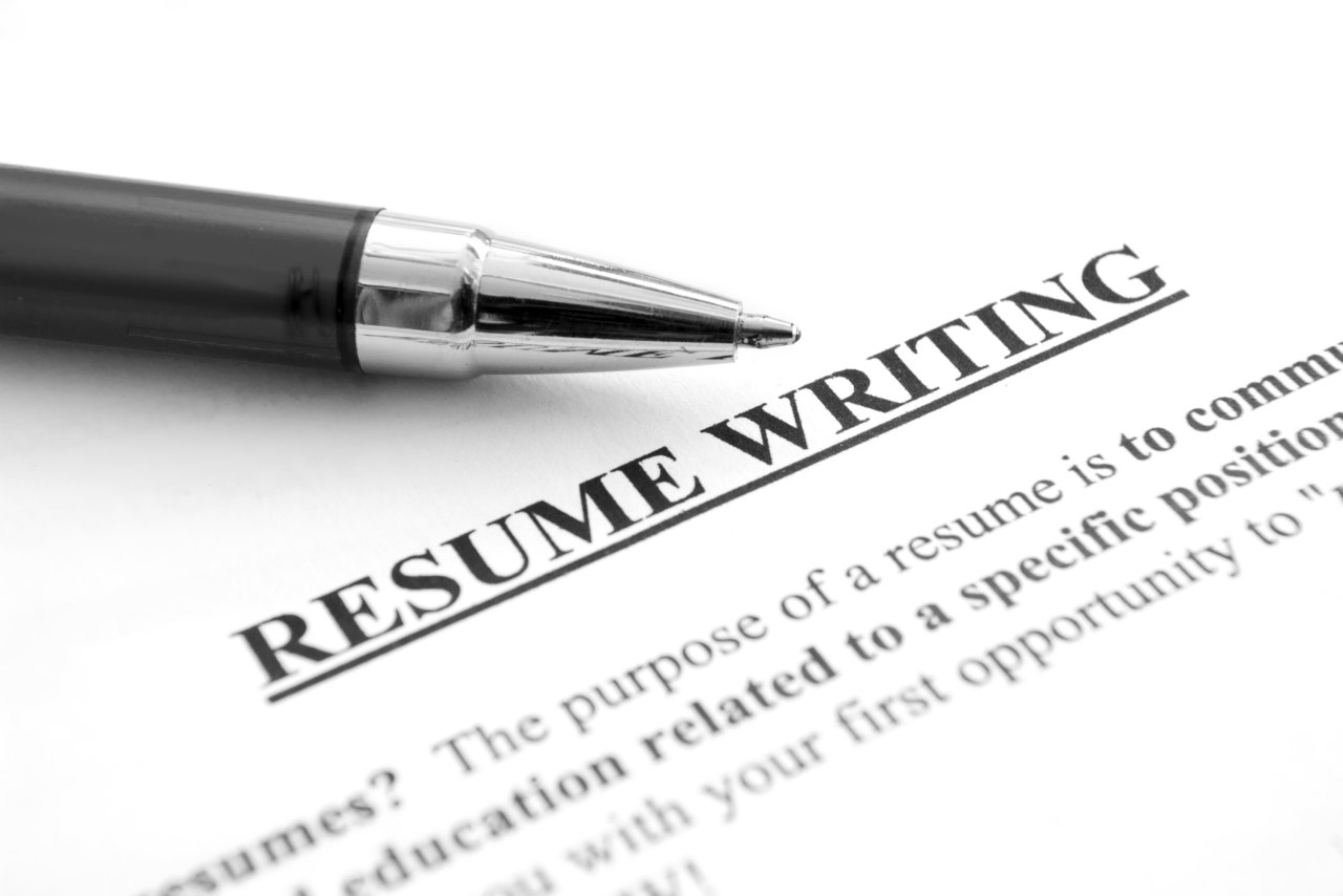 Resume writing courtesy: workbloom.com